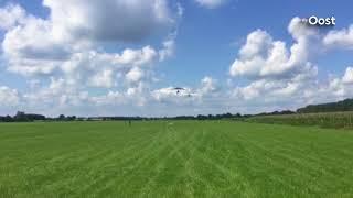Lemelerveld in de ban van het Nederlands Kampioenschap Deltavliegen
