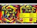 LP Music Power - 1977 Selo K-tel