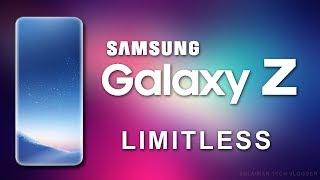 Rumoured Samsung Galaxy Z Bezel-less Display