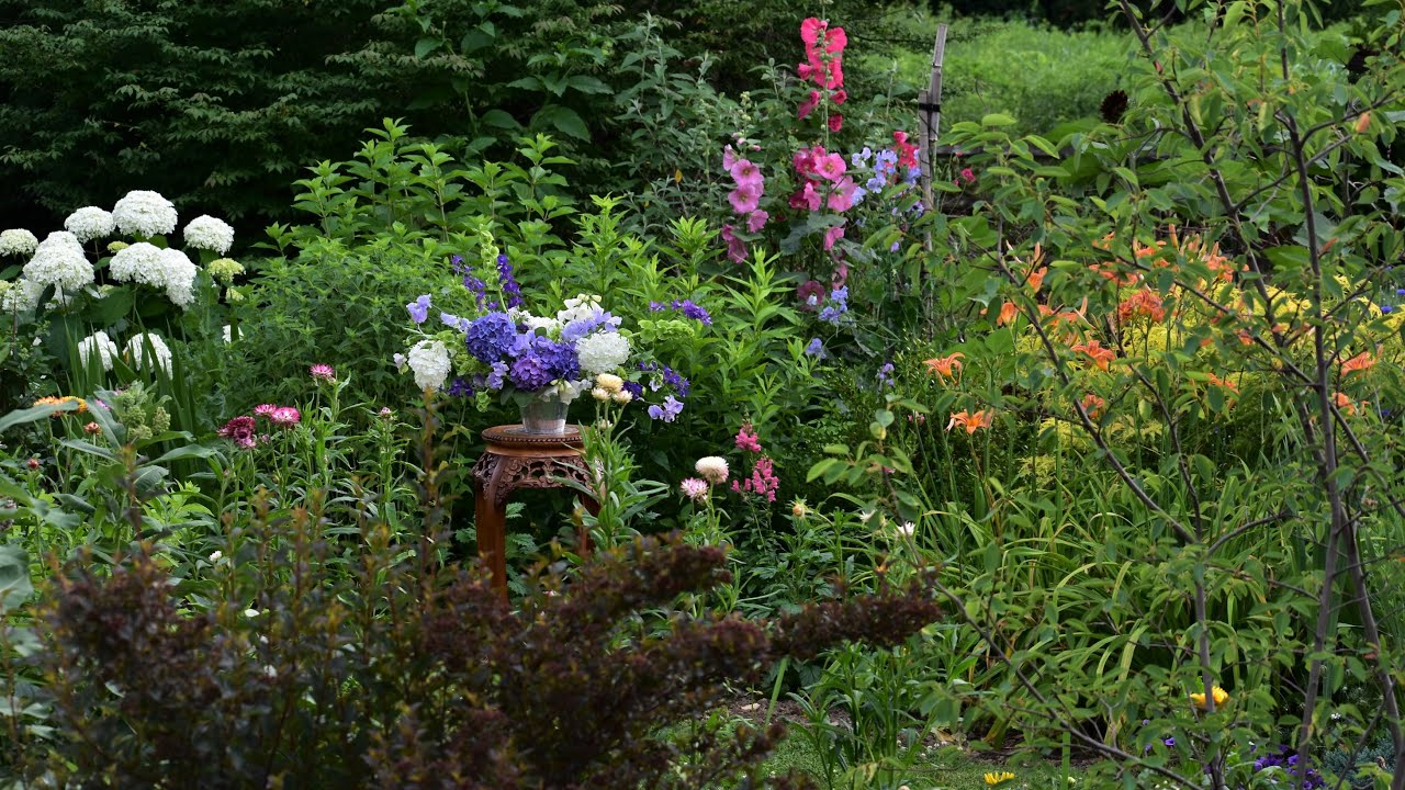 June Garden Tour // Northlawn Flower Farms