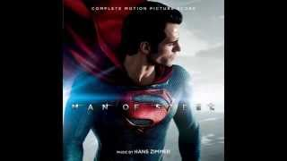 Man of Steel: Complete Motion Picture Score | 23. UFO / You Are Not Alone