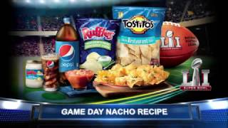 TOSTITOS®: Super Bowl Nachos Recipe