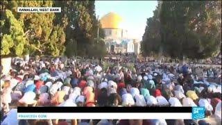 From Mecca, to Palestine and Bangladesh, the muslim world celebrates Eid al-Adha