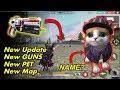 Free Fire New Update Pet System, Treatment Gun, New AN94 Gun, New Map & Many More