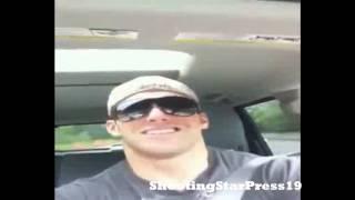Zack Ryder Singing