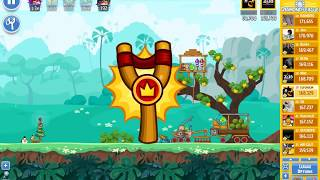 Angry Birds Friends tournament, week 305/3, level 1
