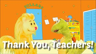 STINKY TALES | Thank You Teachers!