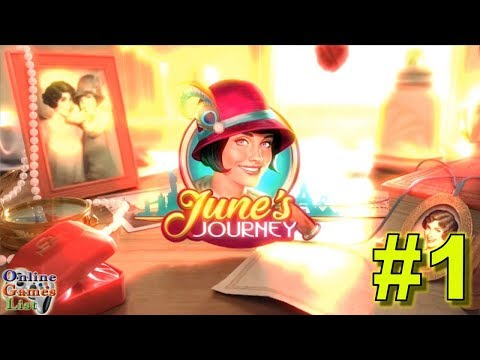 June's Journey Hidden Object Walkthrough Gameplay #1 from YouTube · Duration:  27 minutes 18 seconds