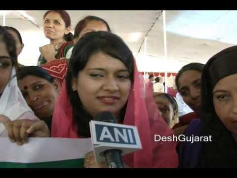Muslim women in Gujarat speak about Narendra Modi on Raksha Bandhan