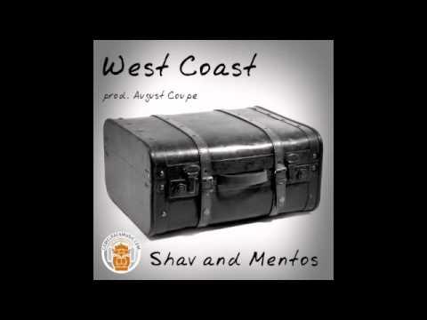 West Coast - Shav and Mentos (Coconut Records Cover)