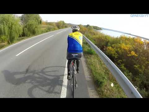 Cycling on Danube Shores - Oct 2017