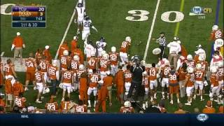 2014 TCU at Texas