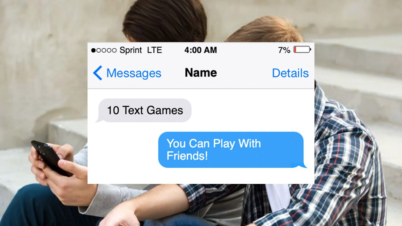Texting game the The Best