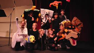 NSO Family  Concert - Carnival of the Animals  - 10/30/18