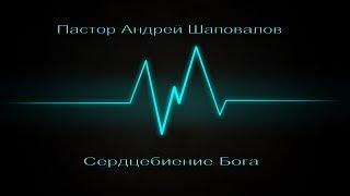 """Пастор Андрей Шаповалов """"Сердцебиение Бога"""" (ОТКРЫТОЕ ВИДЕНИЕ)"""