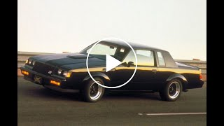 Amazingly, Buick Built America's Two Best Performance Cars Of The 80s