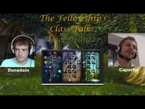 The Fellowship Class Talk: Melee Hunter Ft. Caperfin