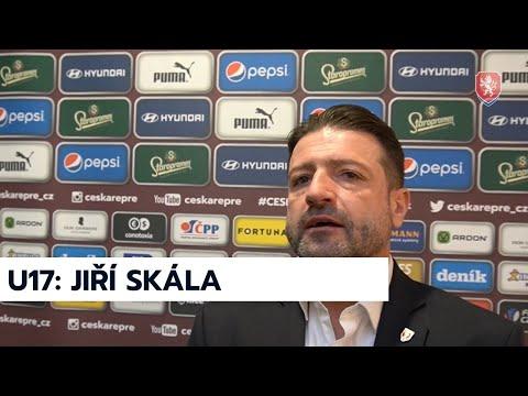 ČR U17 | Trenér Jiří Skála hodnotí los základní fáze kvalifikace ME 2022