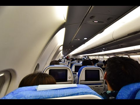 Economy Class   Cathay Pacific CX566 Hong Kong to Osaka Kansai Airbus A330-300 (Review#27)