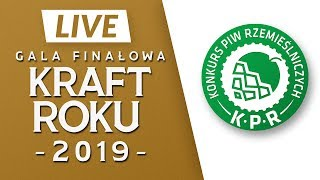 Gala Finałowa Kraft Roku 2019 - ogłoszenie wyników KPR 2019
