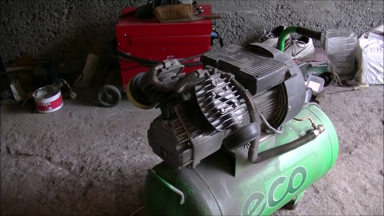 Компрессор Matari M250A18-1 - YouTube