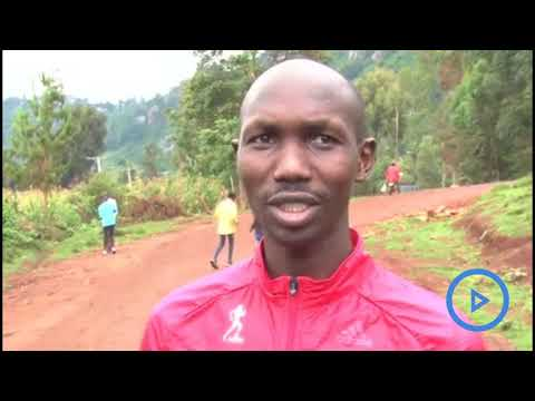 Wilson Kipsang confident on bagging medals during the Berlin Marathon
