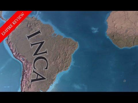 EU4 Empire Review: The Inca