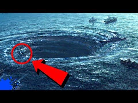 ŠTO SE NALAZI NA DNU BERMUDSKOG TROKUTA?? Otkrivamo Tajnu Bermudskog Trokuta!!