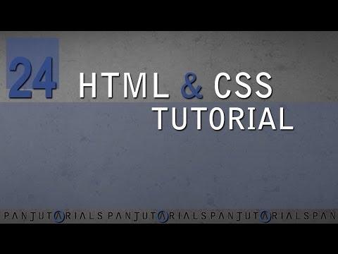 HTML & CSS Tutorial Für Anfänger 24 - Relative Positionierung