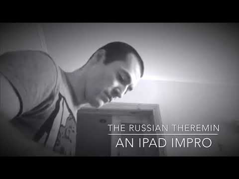 The Russian Theremin.