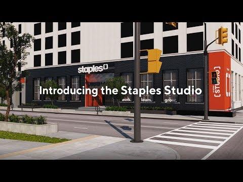 Staples Studio - Toronto