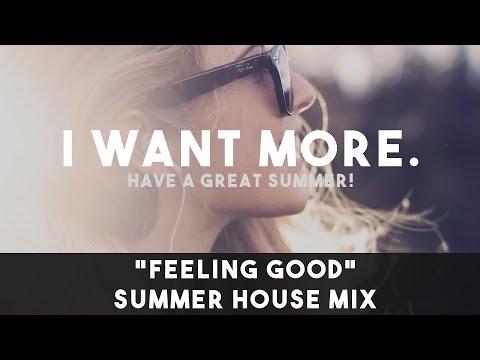 """Feeling Good"" Summer Chill House Mix - Ft Just Kiddin, NVOY, Saint WKND & More!"