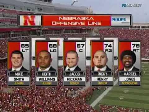 2009 10 24   Nebraska vs Iowa St