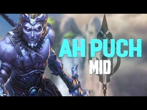 Ah Puch Mid: IS AH PUCH VIABLE IN RANKED??? - Incon - Smite