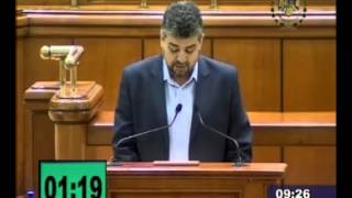 11.06.2015 - Declaratie politica - Marcel Ciolacu, deputat PSD.