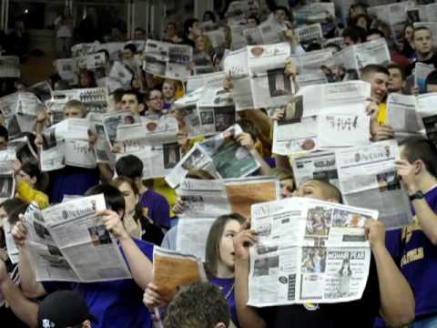 The newspaper industry is alive!
