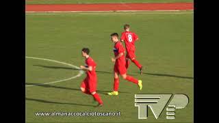Eccellenza Girone B Aglianese-Antella 3-1