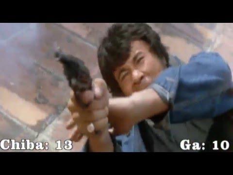 Golgo 13: Assignment Kowloon (1978) Sonny Chiba & Ga Lun killcount