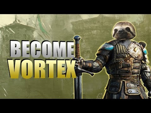 For Honor: Warden Guide | BECOME VORTEX