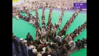 International Bai'at (Initiation Ceremony) at Jalsa Salana UK 2013 - Islam Ahmadiyya
