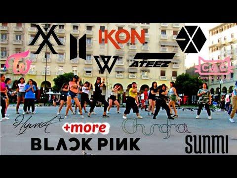 K-pop Random Dance In Public Challenge #2 | (2019 댄스 메들리 | Kpop 2019 Medley) + All-time Bops