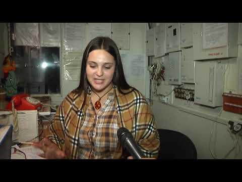 Телеканал Ексклюзив: Світловий флешмоб «ХНУ - 56»