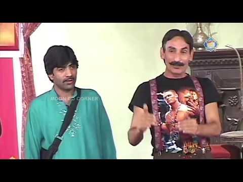 Sajan Abbas Punjabi Stage Drama Full Comedy - 15 Oct 2017