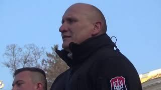 Лидер ОУН  идёт в президенты Украины