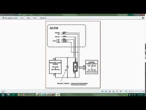 Wiring a Standalone Reader Rosslare Security - YouTube on bosch alternator wiring diagram, toshiba wiring diagram, ge wiring diagram, 5 pin relay wiring diagram, headlight wiring diagram, apc wiring diagram, hps wiring diagram, led wiring diagram, fluorescent wiring diagram, metal halide wiring diagram, hot wiring diagram, driving light wiring diagram, von duprin wiring diagram, honeywell wiring diagram, usb wiring diagram, sony wiring diagram, panasonic wiring diagram, samsung wiring diagram, jvc wiring diagram, everfocus wiring diagram,