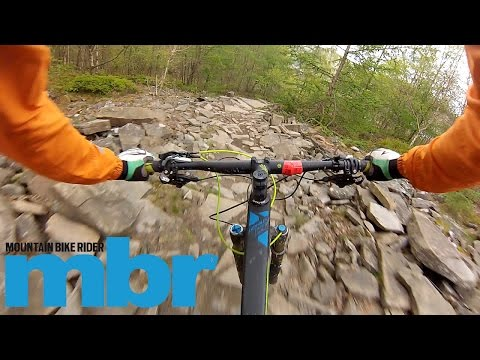 MBR Raw - Bike Park Wales, Dai Hard   mbr