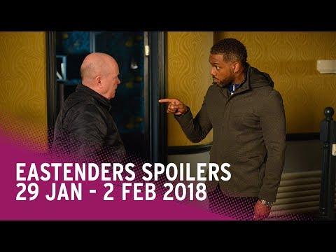 EastEnders spoilers: 29 January-2 February 2018