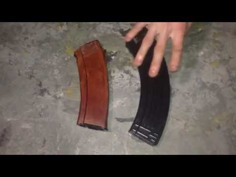 AK mags steel vs. polymer (pros & cons)