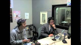 2015年1月8日FMおたるから放送 小樽チャンネルラジオ ゲスト:太陽族 花...