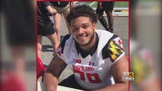 UMD Football Players To Honor Jordan McNair's Life